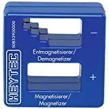 Heytec 50833900000 Magnétiseur/Demagnétiseur, Bleu