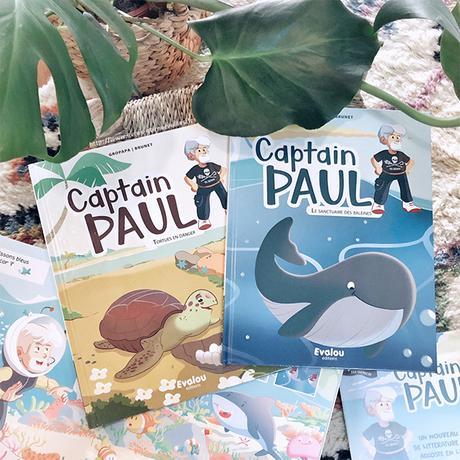 Captain Paul : un nouvelle série pour sensibiliser les enfants à la protection des animaux