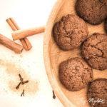 Biscuits aux Epices Vegan à la Mélasse Délicieux et Facile à Faire
