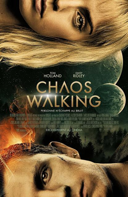 Première bande annonce VF pour Chaos Walking de Doug Liman