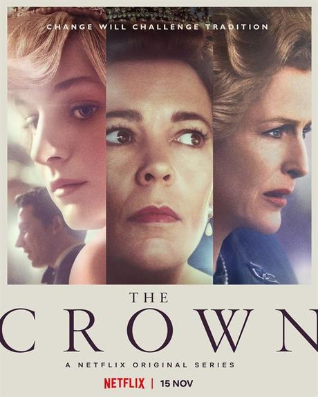 [FUCKING SERIES] : The Crown saison 4 : Et ils ne vécurent pas heureux ...