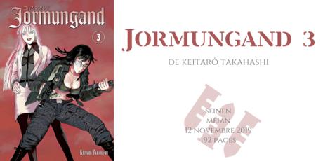 Jormungand #3 • Keitarô Takahashi