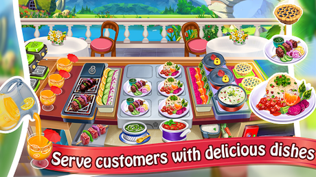 Télécharger Gratuit Cooking Day - Restaurant Craze, Best Cooking Game APK MOD (Astuce) 5