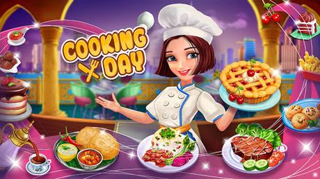Télécharger Gratuit Cooking Day - Restaurant Craze, Best Cooking Game APK MOD (Astuce) 1