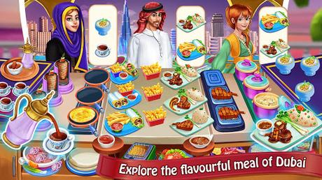 Télécharger Gratuit Cooking Day - Restaurant Craze, Best Cooking Game APK MOD (Astuce) 4