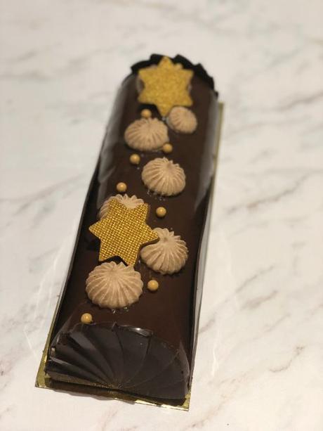"""Bûche """"Tout Chocolat"""""""