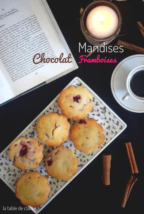 Mandises chocolat framboises