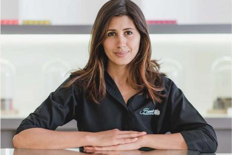 Hasnaâ Ferreira - chef chocolatière de Bordeaux