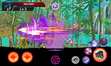 Télécharger Gratuit Stickman Ninja 2 APK MOD (Astuce) 2