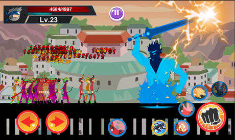 Télécharger Gratuit Stickman Ninja 2 APK MOD (Astuce) 4