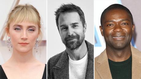 Saoirse Ronan, Sam Rockwell et David Oyelowo en vedette d'un thriller sans titre chez Searchlight ?