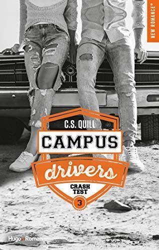 Campus driver – Crash test (tome 3)