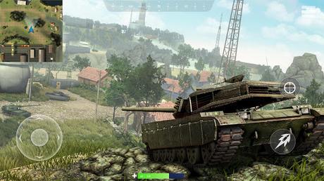 Télécharger Gratuit War of Tanks: PvP Blitz  APK MOD (Astuce) 1