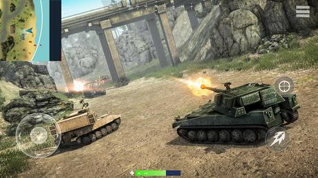 Télécharger Gratuit War of Tanks: PvP Blitz  APK MOD (Astuce) 3