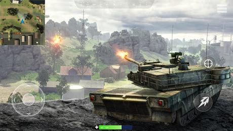 Télécharger Gratuit War of Tanks: PvP Blitz  APK MOD (Astuce) 5
