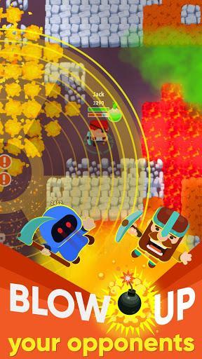 Télécharger Gratuit Dig Bombers: battle bomber arena PvP multiplayer  APK MOD (Astuce) 5