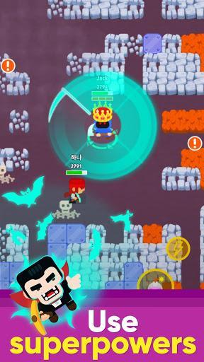 Télécharger Gratuit Dig Bombers: battle bomber arena PvP multiplayer  APK MOD (Astuce) 3