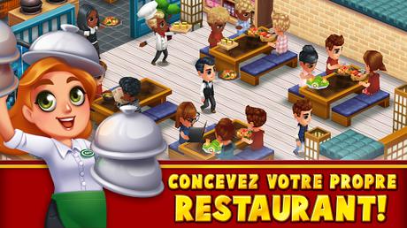 Télécharger Food Street - Jeu de Restaurant  APK MOD (Astuce) 1