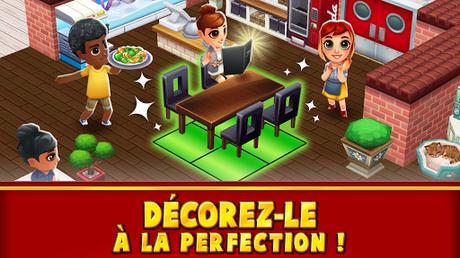 Télécharger Food Street - Jeu de Restaurant  APK MOD (Astuce) 3