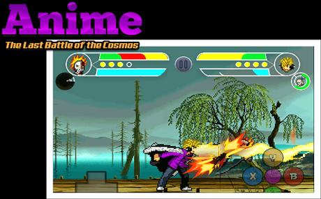Télécharger Gratuit Anime: The Last Battle of The Cosmos APK MOD (Astuce) screenshots 3