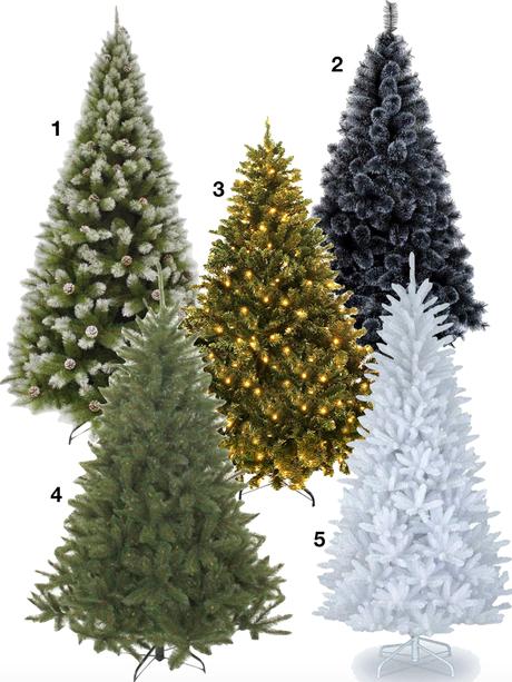shopping liste arbre artificiel - blog déco - clematc