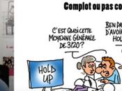 """Dessin """"Complot complot"""" France vendredi 20/11/2020"""