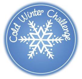 Ma PAL pour le Cold Winter Challenge #CWC