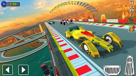 Télécharger Formula 1 Top Speed Sport Car Race APK MOD (Astuce) 3
