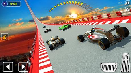Télécharger Formula 1 Top Speed Sport Car Race APK MOD (Astuce) 4