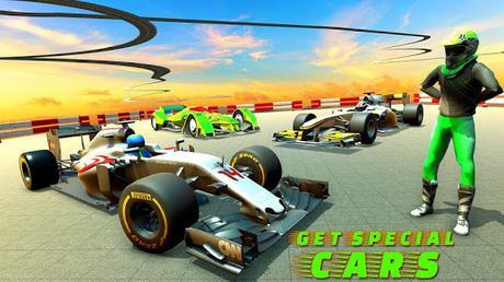 Télécharger Formula 1 Top Speed Sport Car Race APK MOD (Astuce) 1