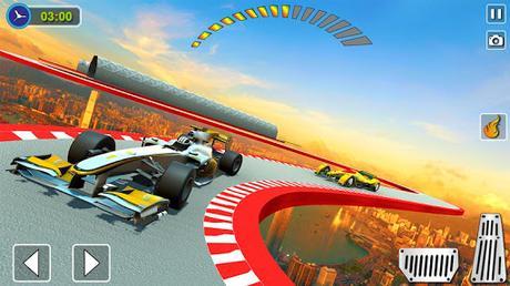 Télécharger Formula 1 Top Speed Sport Car Race APK MOD (Astuce) 6