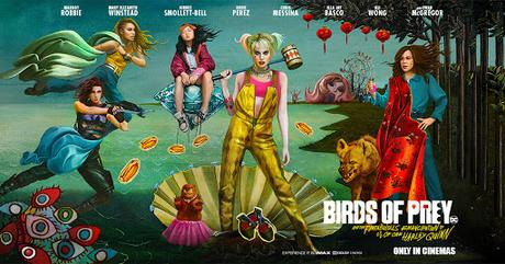 Birds of Prey (The Fantabulous emancipation of Harley Quinn) (Ciné)