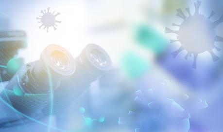 L'absorption médiée par les thiols -des molécules organiques similaires aux alcools où l'oxygène est remplacé par un atome de soufre- est un des mécanismes d'entrée utilisé par certains virus (Visuel Adobe Stock 324732931)