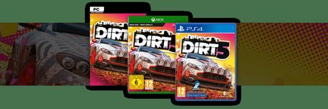 Mon avis sur Dirt 5 – Un jeu résolument arcade !