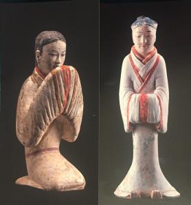 Nous arrivons en Chine avec les  » Mingqi » objets de l'autre monde-