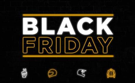 Black Friday : Les meilleures promos équipement moto