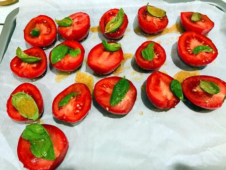 Mes tomates confites ultra faciles