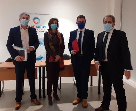 Communauté urbaine Caen la mer - Soutien aux entreprises - AIDE AUX LOYERS ET IMPULSION RESISTANCE NORMANDIE !