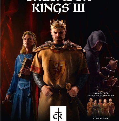 #GAMING - Crusader Kings III - Une mise à jour gratuite pour créer son propre dirigeant est désormais disponible !