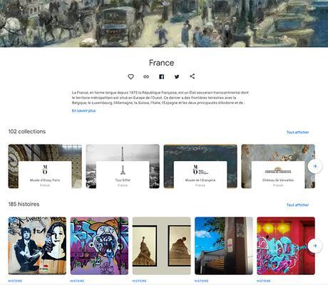 France Google Arts & Culture