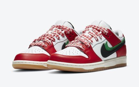 La Nike Dunk Low de Frame Skateboard s'inspire de Dubaï