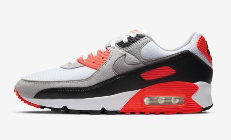 Où acheter la Nike Air Max 90 Infrared