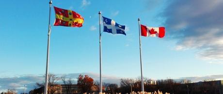 Emblème national, connait-on le drapeau québécois?
