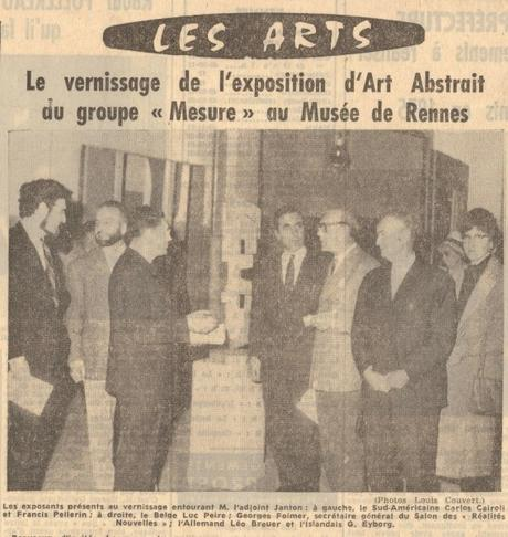 Groupe Mesure – Billet n° 368