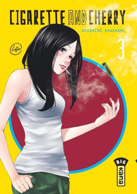 Cigarette and Cherry T03 de Daishiro Kawakami