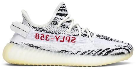 adidas Yeezy Boost 350 V2 - Zebra