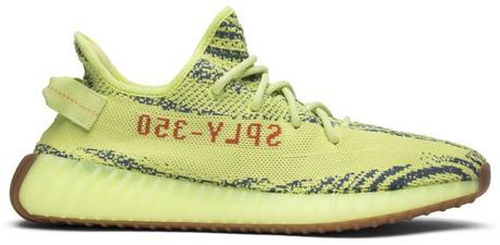 adidas Yeezy Boost 350 V2 - Semi Frozen Yellow