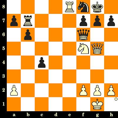 Les Blancs jouent et matent en 3 coups - Alexander Alekhine vs Freeman, New York, 1924