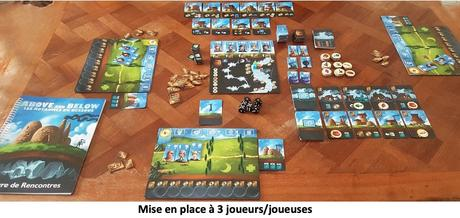 Test de Above and Below, les Royaumes du Dessous