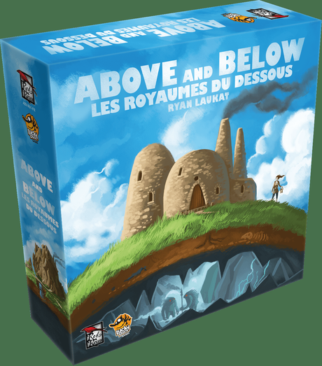 Above and Below jeu